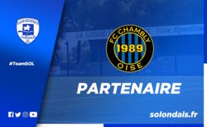 Nouveau club partenaire : le F.C. de Chambly Oise